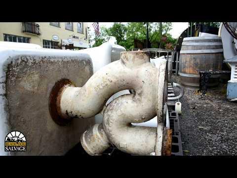 Laverock Mansion Architectural Salvage Items