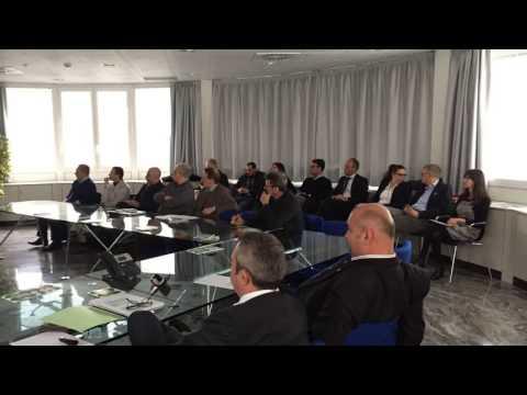2016.11 Conferenza Stampa INCUBATORE D'IMPRESA 2016, Bando e Programma 2017