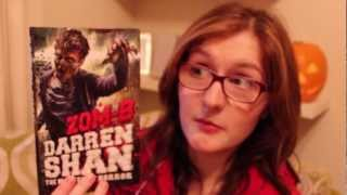 Zom-B by Darren Shan (Book Review)