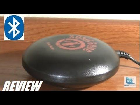 REVIEW: Sonic Bomb - Bluetooth Alarm Shaker?!