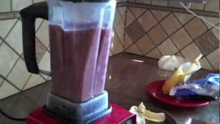 """(vitamix-bledtec Blenders) & (energy Fruits Smoothie) A """"green Smoothie"""" Replacement"""