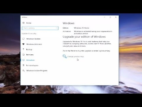 How To Activate Windows 10 [Tutorial]