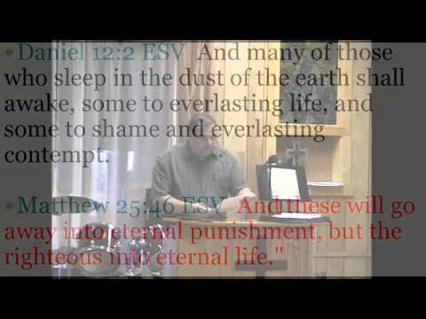 John 5:25-29 – Sermon – Resurrection to Life or Judgement