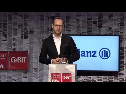 Keynote - Oliver Bäte, Allianz SE