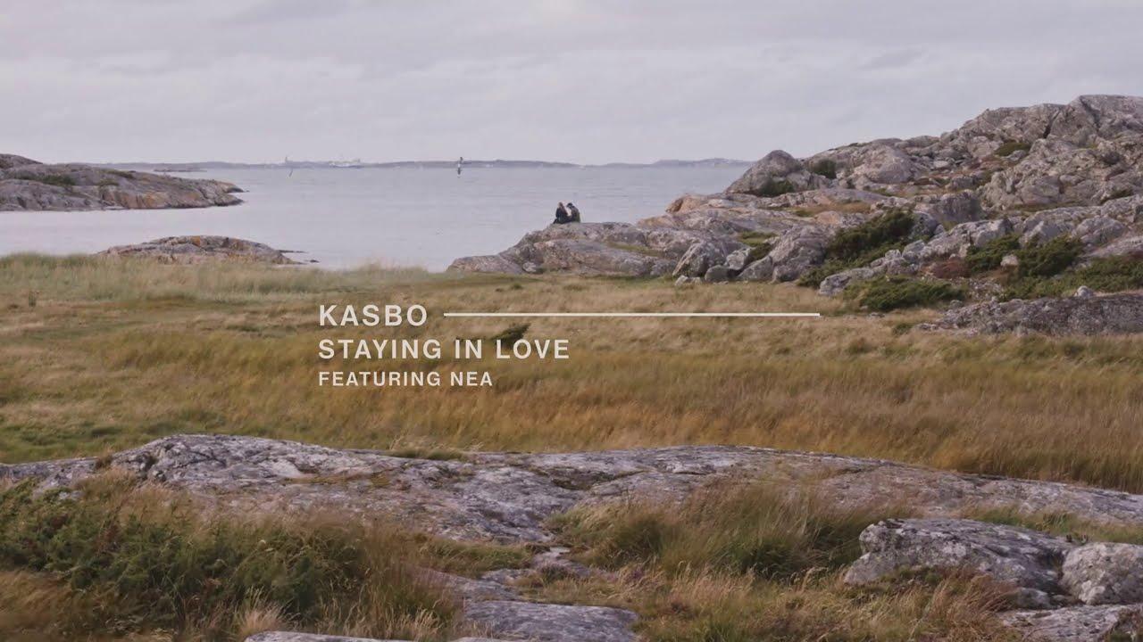 Kasbo - 'Staying in Love (feat. Nea)' (Lyric Video)
