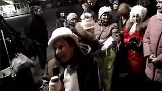 Танцы На Приморском Бульваре - Севастополь - 08.12.18 - Певец Сергей Соков