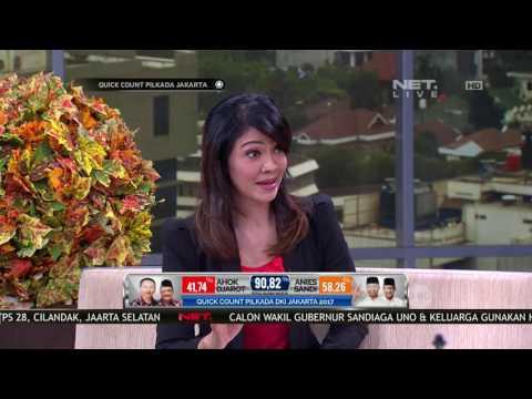 Quick Count Pilkada DKI - Klarifikasi KPUD DKI Terkait Isu Intimidasi (11/12)
