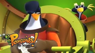 3-2-1 Penguins Full Episodes | Kennel Club Blues | Kids Shows | Kids Videos