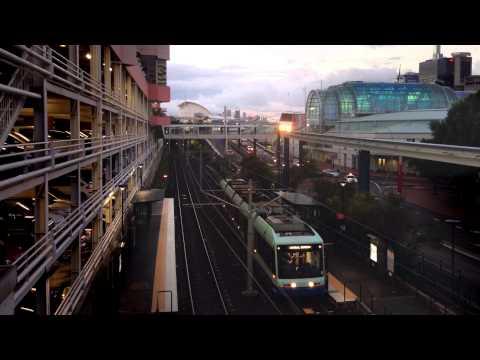 Sydney Monorail Last Day