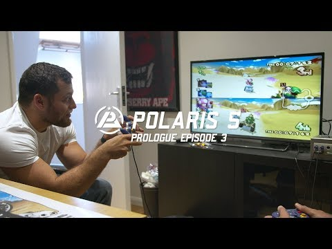 Polaris 5 Prologue: Episode 3 - Jake Shields, Dan Strauss, Brad Pickett, Phil Harris