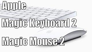 Apple Magic Mouse 2 и Magic Keyboard 2, Нужны ли они?