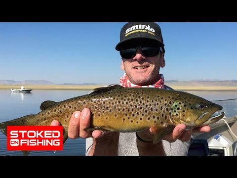 Lake Crowley Fly Fishing
