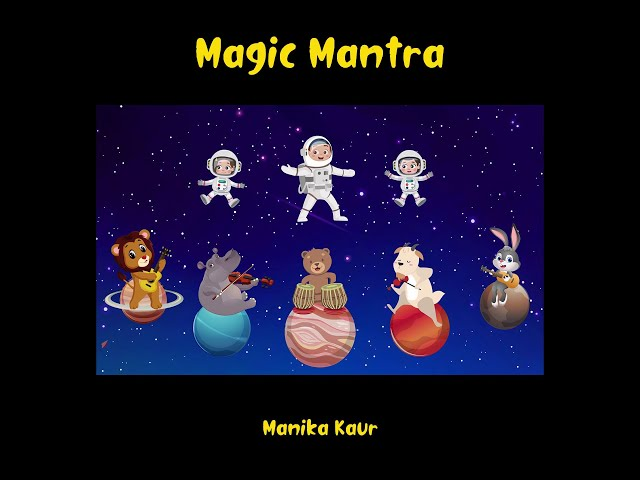 Manika Kaur - Magic Mantra - Ek