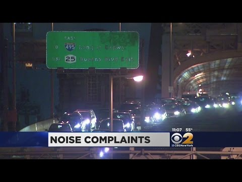Queensboro Bridge Noise Complaints