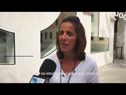 La profesora de Economía y Empresa, Mar Sabadell,  premiada con la distinción Jaume Vicens Vives