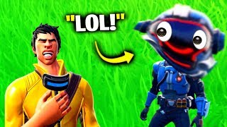 Last To Laugh Wins $10,000 - Fortnite