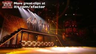 vuclip One Direction sing Torn - The X Factor Live Final - itv.com/xfactor
