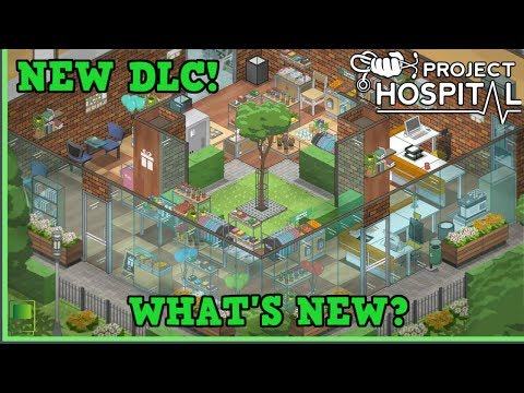 Project Hospital | New DLC Announced! Hospital Services #2 🚑🚨 |