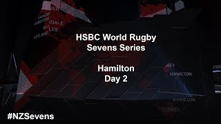 LIVE - Hamilton Sevens Super Session (Spanish Commentary) - HSBC World Rugby Sevens Series 2020