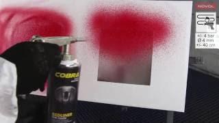 Защитное покрытие повышенной прочности Novol Cobra. Примеры возможных структур.(COBRA Truck Bedliner - защитное покрытие со структурным эффектом на базе полиуретановых смол 2K. Отличается очень..., 2016-08-18T11:21:07.000Z)
