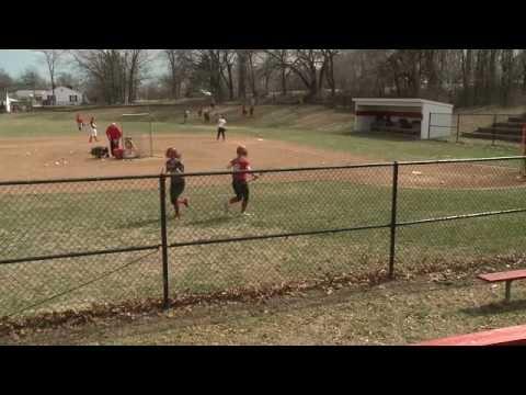 """Athletes N Action"" featuring the 2015 Glen Burnie High School Softball Team"