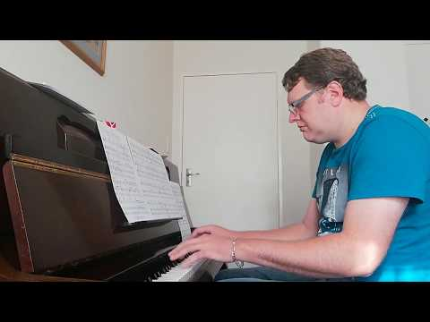 Thank You For The Music - Piano cover by R. Ackermann