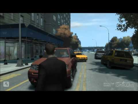 Fus Ro Dah - Grand Theft Auto 4 Style