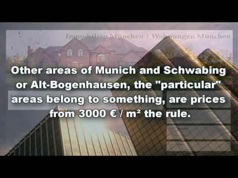 Real Estate in Munich