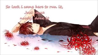Repeat youtube video Nightcore - Just like Fire {Male ver.}