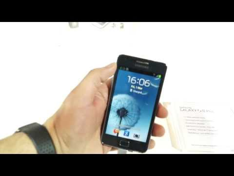 Samsung Galaxy SII / S2 + Plus I9105 Hands On Review at Launch in India - iGyaan