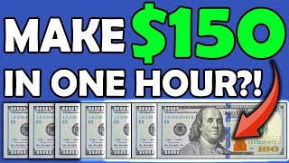 Earn $150 in ONE Hour SIMPLY Reading Online (MAKE MONEY ONLINE) Very Easy!
