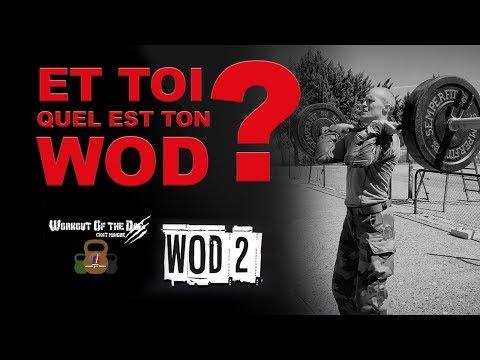 Tuto Sport - le WOD du 2e REG - N°8