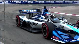 HIGHLIGHTS: 2018 Honda Indy Toronto Qualifying