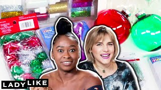 We Tried Making Christmas Decorations Using Sex Toys
