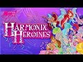 Winx Club - Winx Harmonix Heroines (Game for Girls)