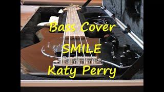 Baixar Katy Perry - Smile (BASS COVER + TAB)