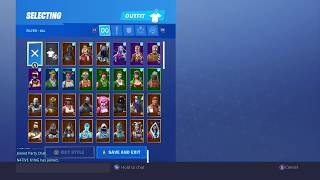 Trading/Selling Super STACKED Fortnite Account! [130+ SKINS]