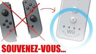 Souvenez vous... Le Wii Motion Plus