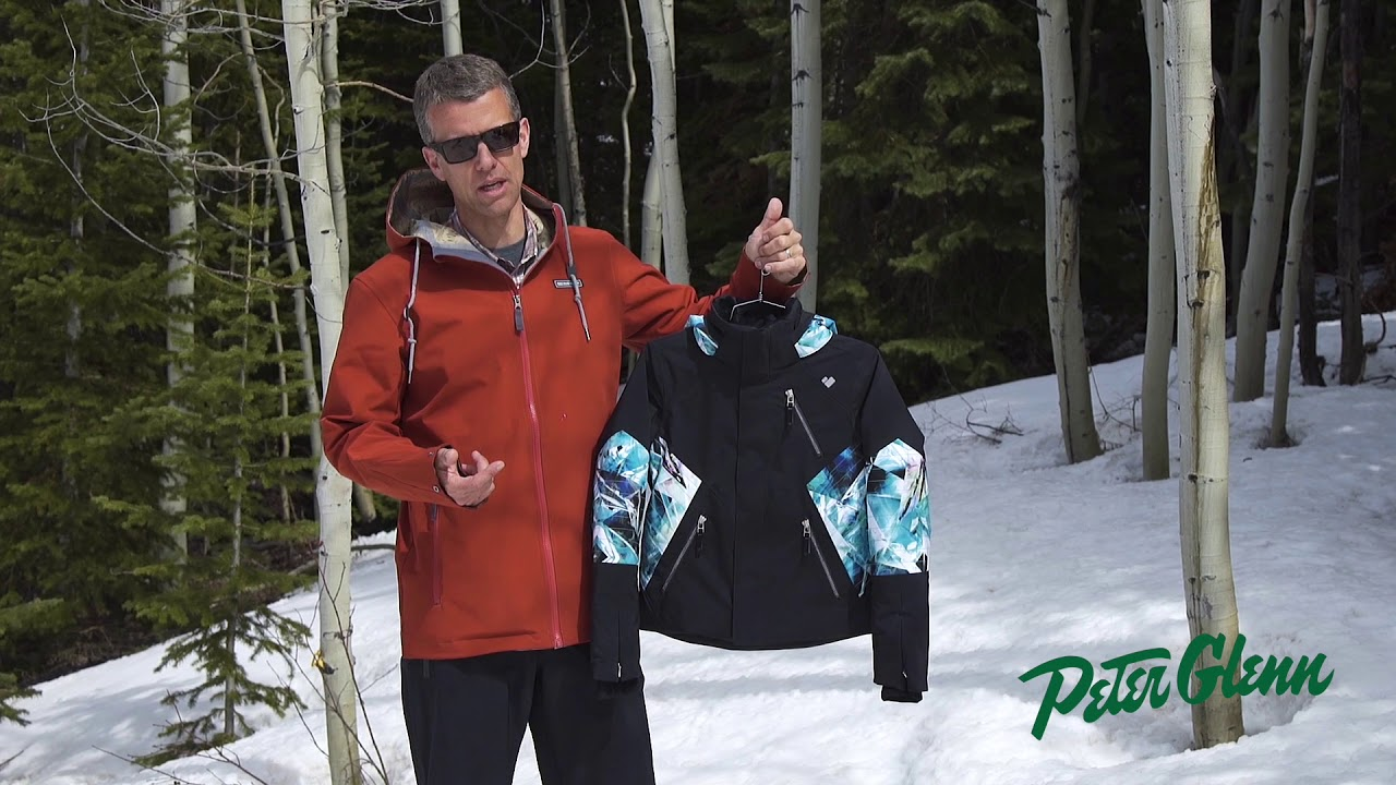 2018 Obermeyer Rayla Insulated Ski Jacket (Girls ) Review By Peter Glenn da57f5650