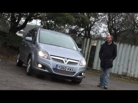 Vauxhall Zafira Review   motortorque.com