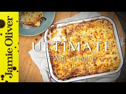 The Ultimate Vegetable Lasagne | The Happy Pear in 2k
