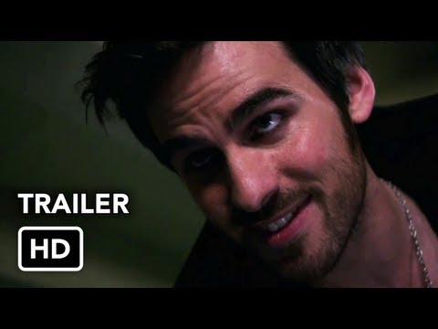 Once Upon A Time Season 3 Captain Hook Trailer (HD)
