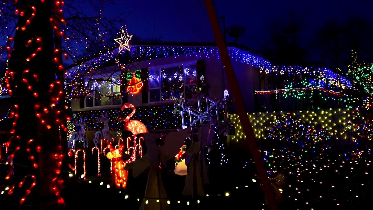 best christmas lights 2016 kelowna bc canada candy cane lane youtube - Christmas Lights Youtube