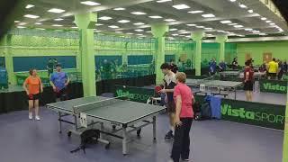 Тараскин-Балыкова vs Артемов-Рязанова | RTTF cup 300 (зима 2021)