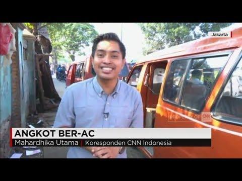 Angkot Ber-AC Diminati Pengguna di Indonesia