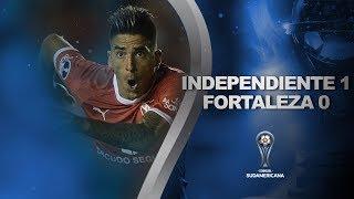 Independiente vs. Fortaleza [1-0] | RESUMEN | Primera fase (Ida) | CONMEBOL Sudamericana 2020