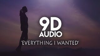 Gambar cover Billie Eilish - everything i wanted (9D AUDIO) 🎧