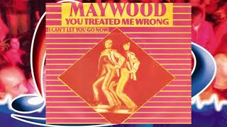 Watch Maywood I Cant Let You Go Now video