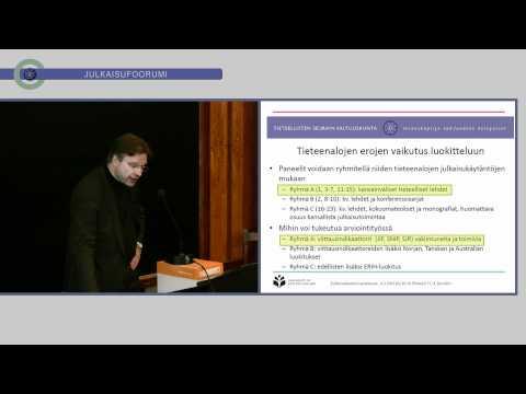 Jukka Jurvelin: Tasoluokitus paneelin näkökulmasta