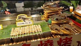 NIGHT MARKET CHIANG MAI ||  Street Food in Thailand ||Thai Food in Chiang Mai |Chiang Mai Night Life